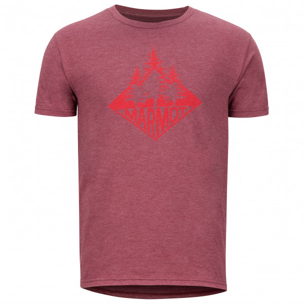 Marmot - Rising Forest Tee S/S - T-shirt