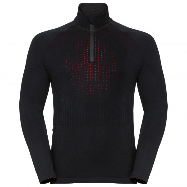 Odlo - Midlayer 1/2 Zip I-Thermic - Funktionsshirt