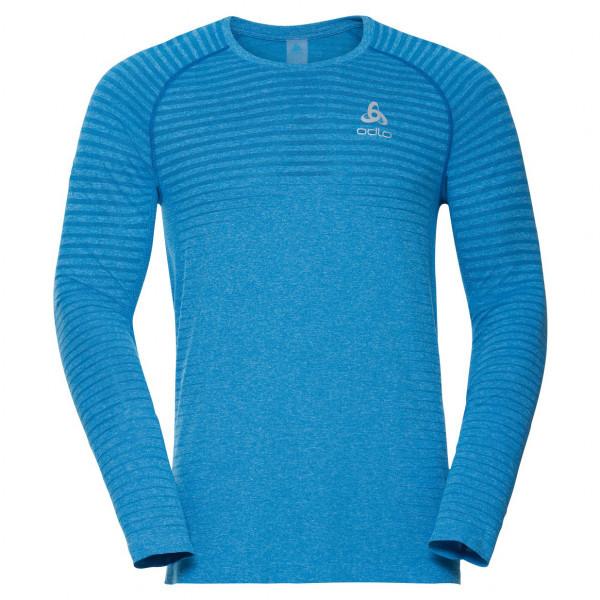 Odlo - T-Shirt L/S Crew Neck Seamless Element - Sport-T-shirt