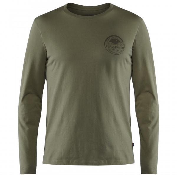 Fjällräven - Forever Nature Badge L/S T-Shirt - Longsleeve