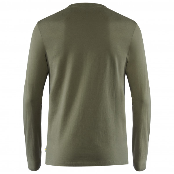 Forever Nature Badge L/S T-Shirt - Longsleeve