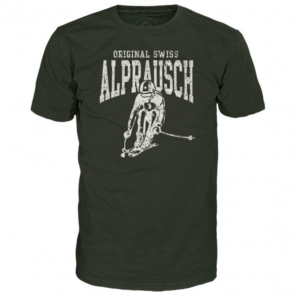 Alprausch - Russi-Sprung - T-shirt