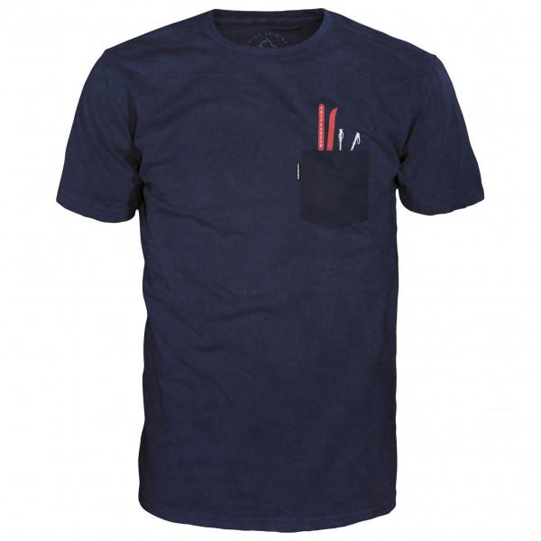 Alprausch - Schii-Schtänder - T-shirt