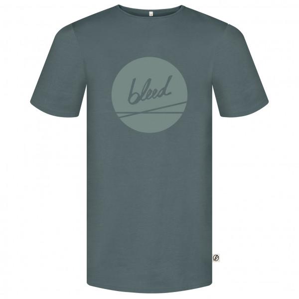 Bleed - Dot Logo T-Shirt