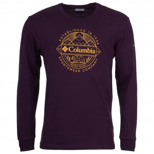 Columbia - Cades Cove L/S Graphic Tee - Longsleeve