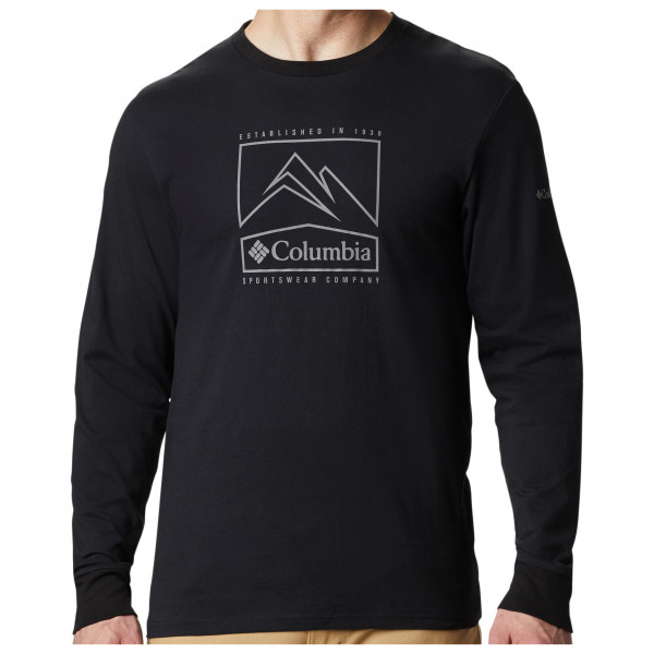 Columbia - Cades Cove L/S Graphic Tee - Longsleeve