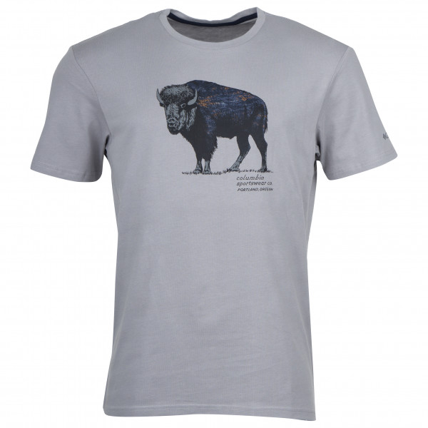 Columbia - Muir Pass S/S Graphic Tee - T-shirt