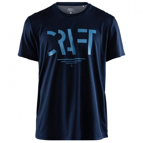 Craft - Eaze S/S Craft Mesh Tee - Joggingshirt