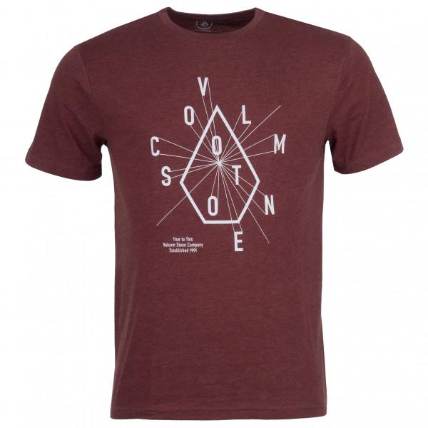Volcom - Eyechart Heather S/S - T-shirt