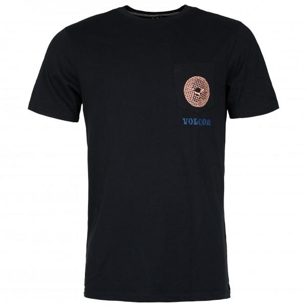 Volcom - Spun S/S Pocket Tee - Camiseta de manga corta