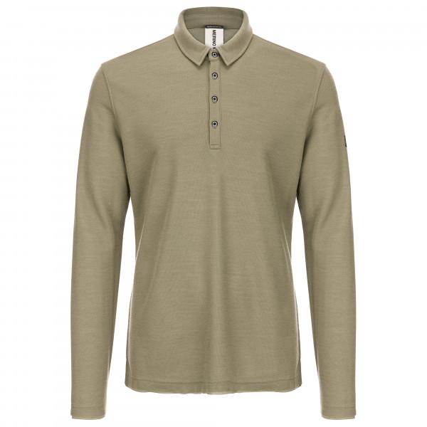 SuperNatural - Piquet L/S Polo - Polo shirt