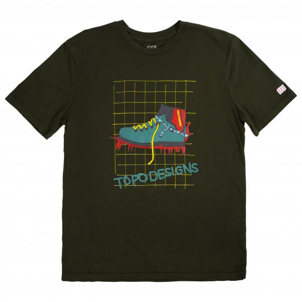 Topo Designs - Crampy Tee - T-shirt