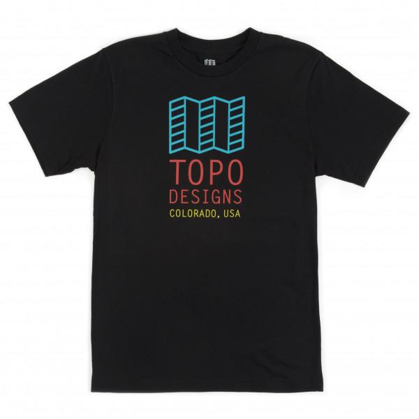 Topo Designs - Original Logo Tee - T-Shirt