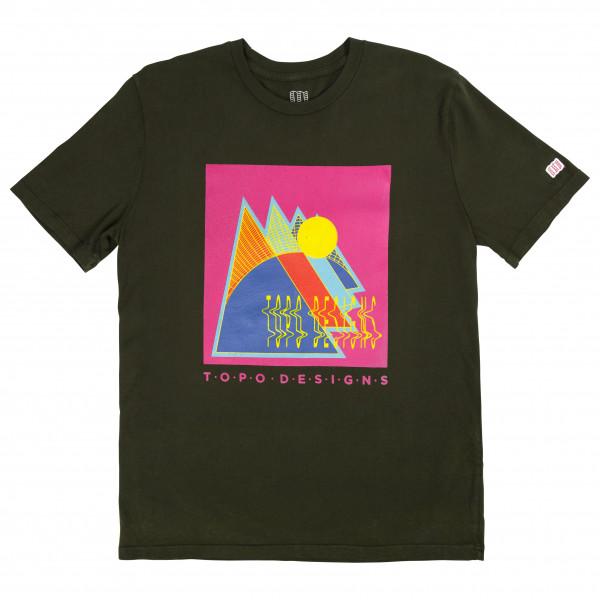 Topo Designs - Peaks Tee - T-paidat