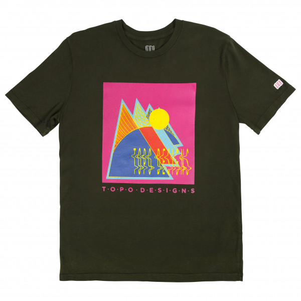 Topo Designs - Peaks Tee - T-shirt