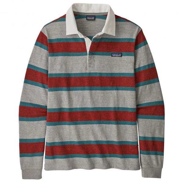 Patagonia - L/S Lightweight Rugby Shirt - Poloshirt
