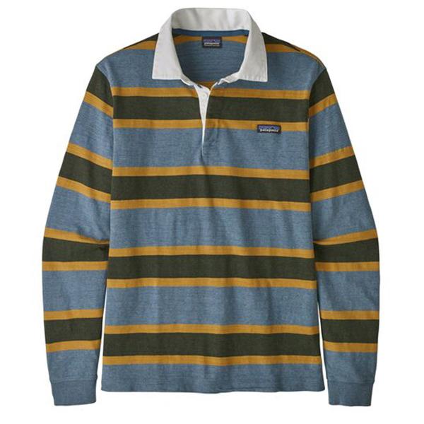 Patagonia - L/S Lightweight Rugby Shirt - Kragtröja