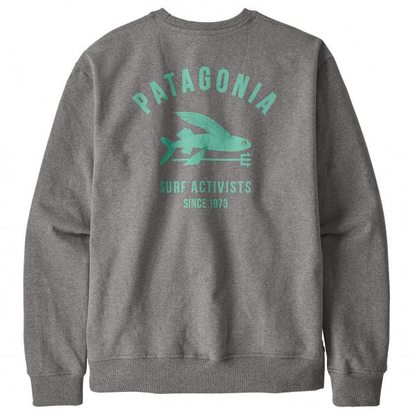 Patagonia - Surf Activists Uprisal Crew Sweatshirt - Longsleeve