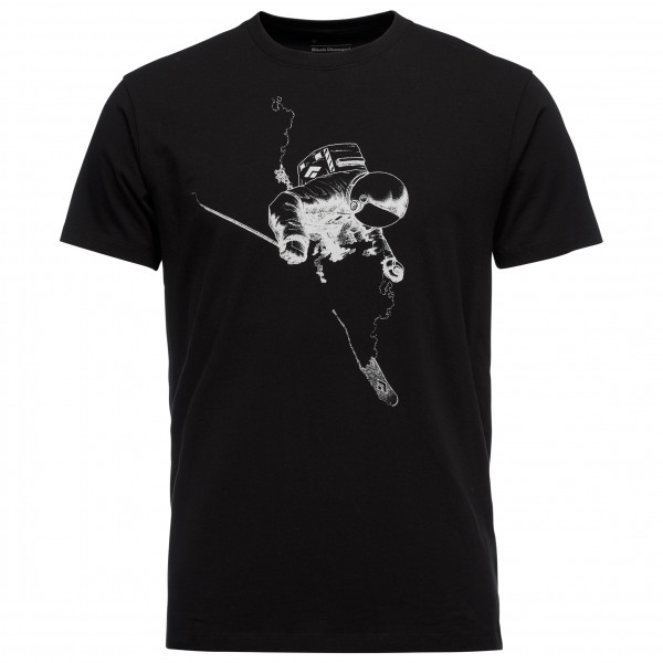 Black Diamond - S/S Faceshot Tee - T-shirt