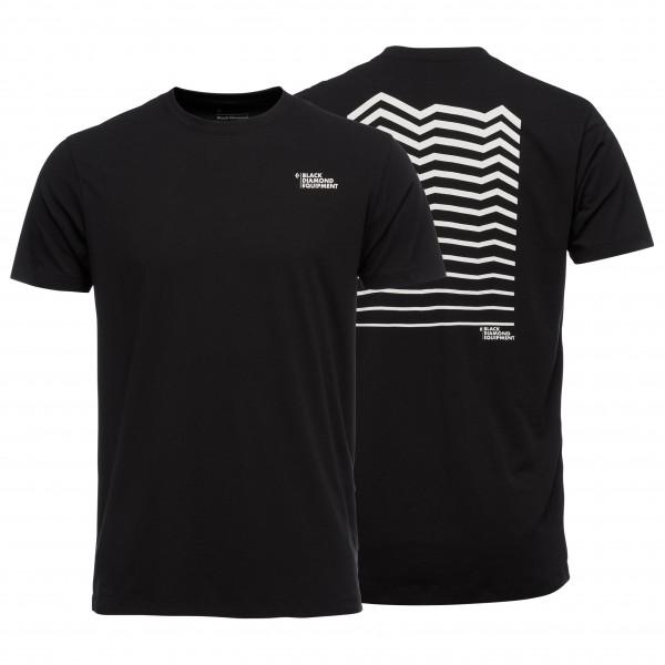 Black Diamond - S/S Ridges Tee - Camiseta de manga corta