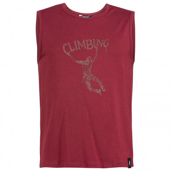 Chillaz - Calanques Lettering - Tank Top
