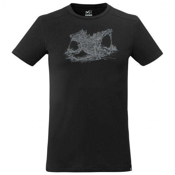 Millet - Wood Wall TS S/S - T-shirt