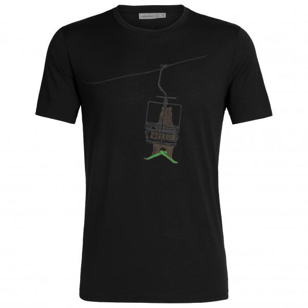 Icebreaker - Tech Lite S/S Crewe Bear Lift - T-shirt