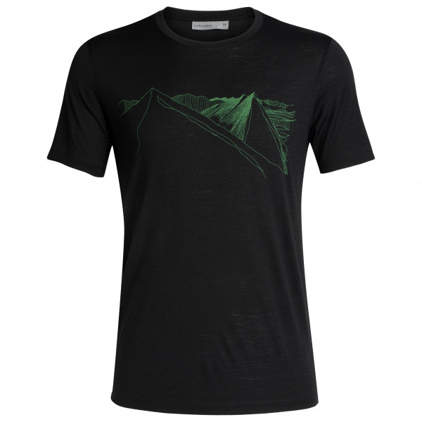 Icebreaker - Tech Lite S/S Crewe Peak In Reach - T-shirt