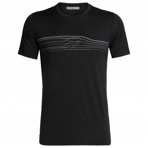 Icebreaker - Tech Lite S/S Crewe Ski Racer - T-shirt