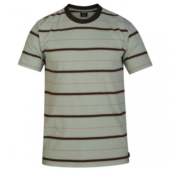 Hurley - Dri-Fit Harvey Stripe S/S - Funktionsshirt