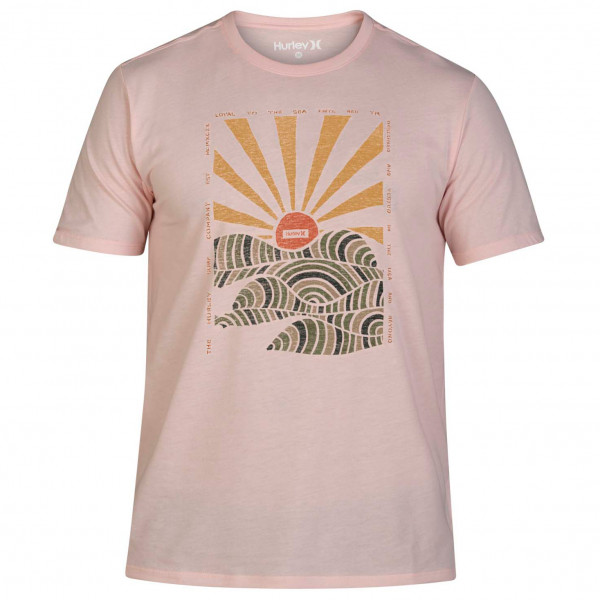 Hurley - Dri-Fit Interval S/S Tee - Funktionsshirt