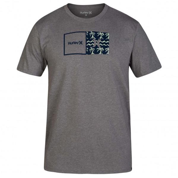Hurley - Siro Natural Print S/S Tee - T-shirt