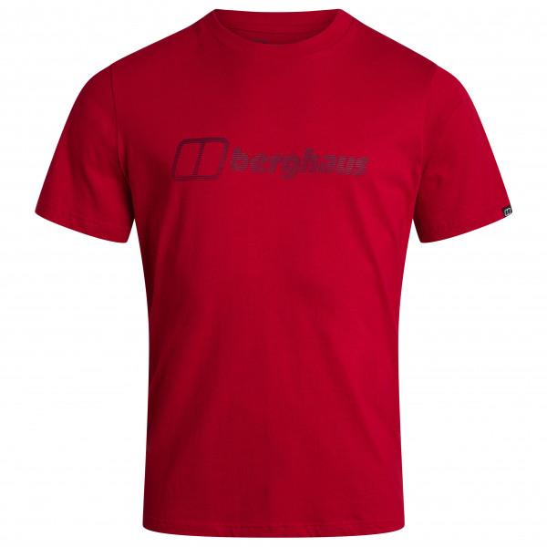 Berghaus - Modern Logo T Shirt - Camiseta de manga corta
