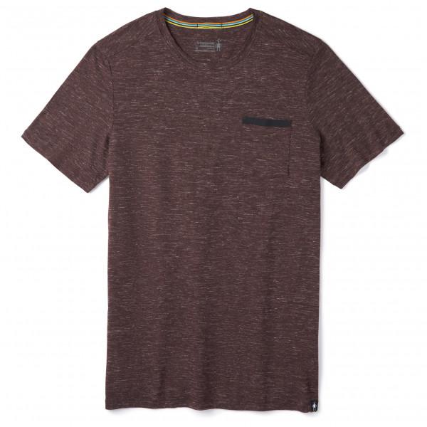 Smartwool - Everyday Exploration Pocket Tee - Camiseta de merino