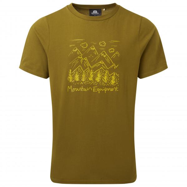 Mountain Equipment - Vista Tee - T-shirt