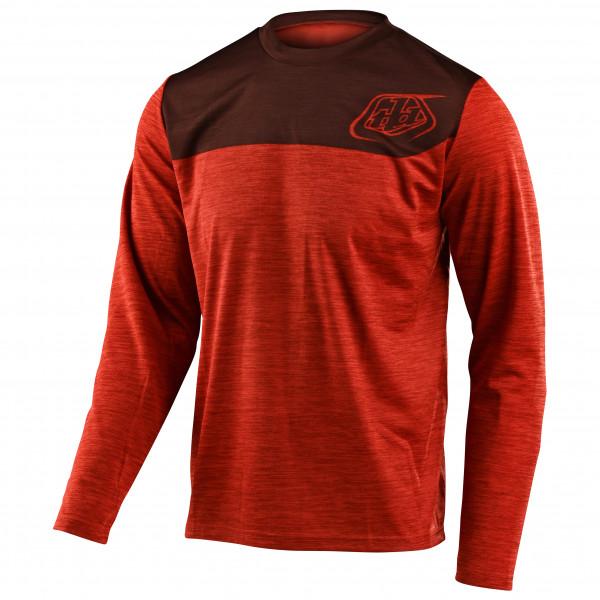Troy Lee Designs - Flowline L/S Jersey - Sport shirt