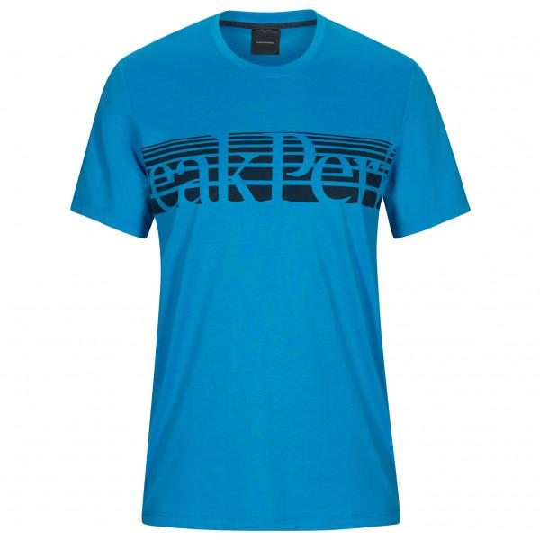 Peak Performance - Explore Tee Stripe Print - T-shirt
