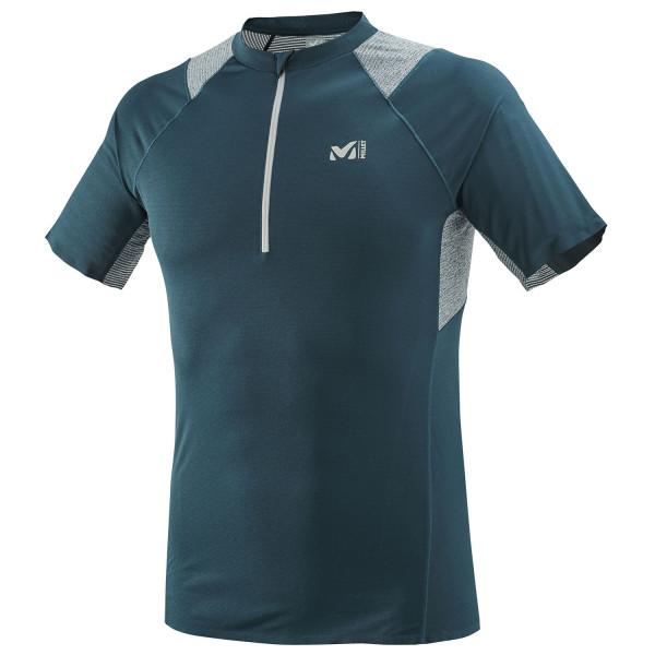 Millet - LKT Intense Light Zip S/S - Sportshirt