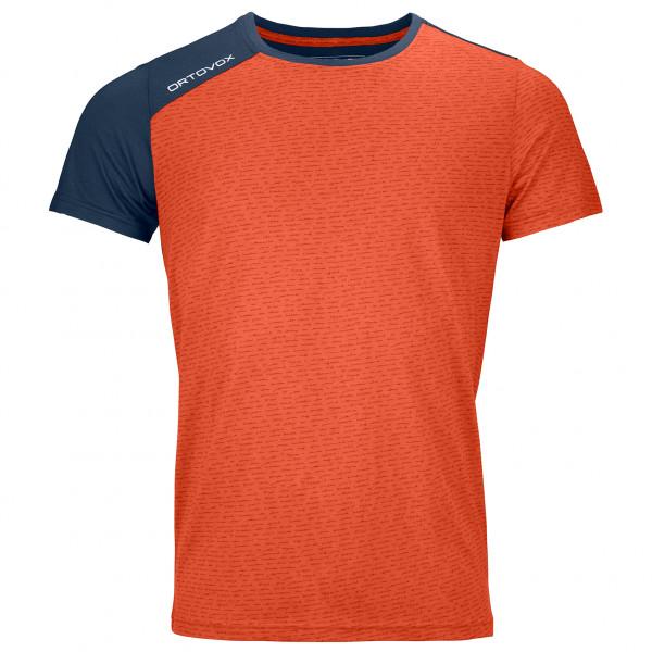 Ortovox - 120 Tec T-Shirt - Tekninen paita