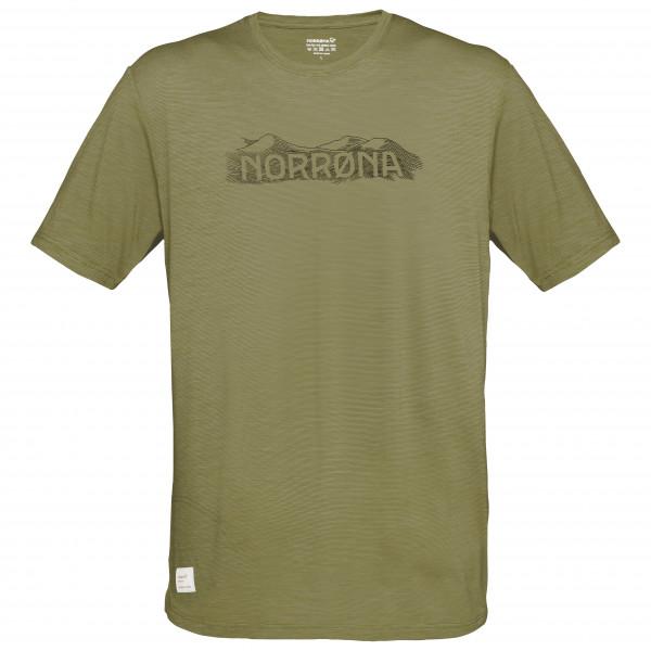Norrøna - Svalbard Wool - T-Shirt