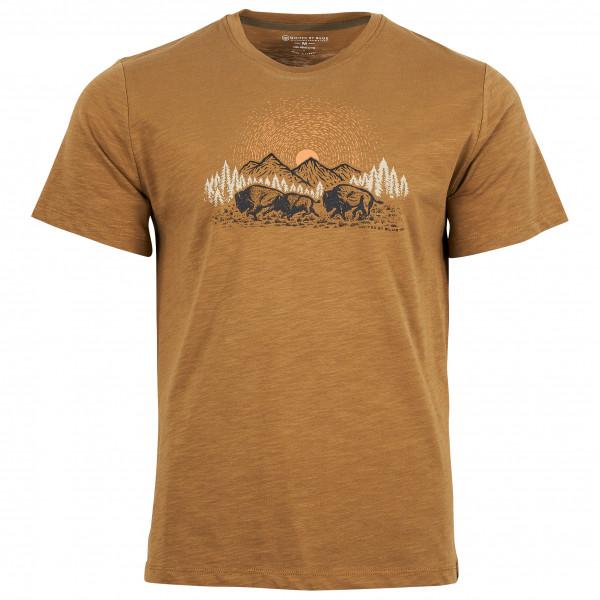 United By Blue - Herd Horizon S/S Graphic Tee - T-shirt
