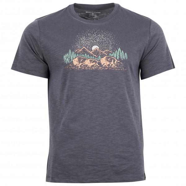 United By Blue - Herd Horizon S/S Graphic Tee - Camiseta de manga corta
