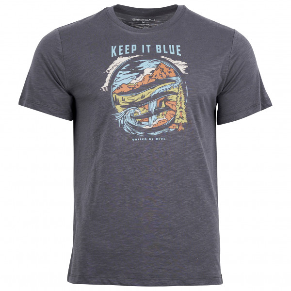 United By Blue - Keep It Blue S/S Graphic Tee - T-shirt