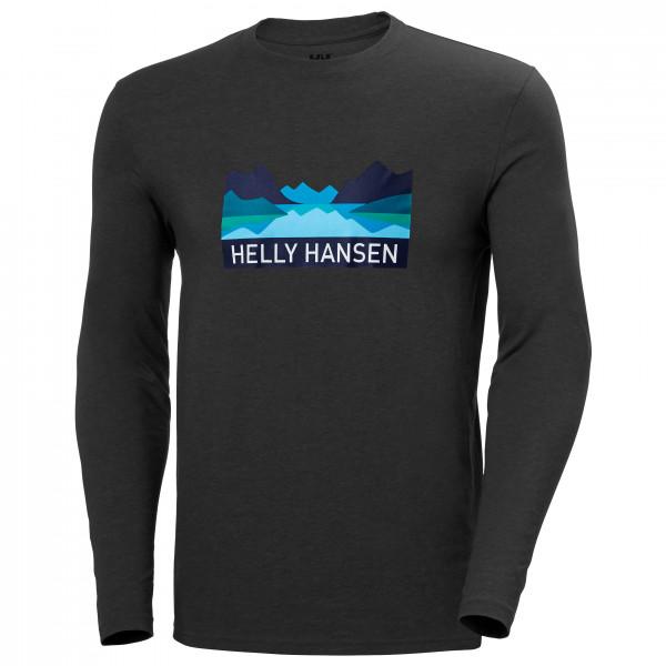 Helly Hansen - Nord Graphic Longsleeve T-Shirt - Longsleeve