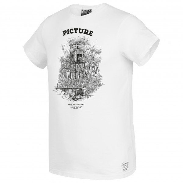 Picture - Dad&Son Cabin Tee - T-shirt