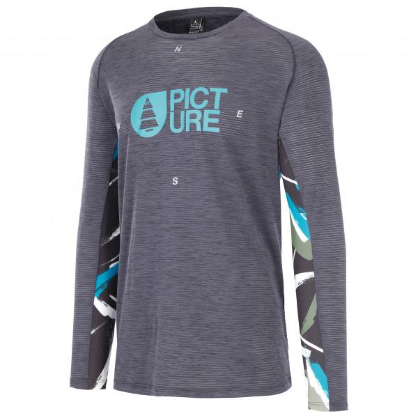 Picture - Foxer L/S Tech Tee - Sport shirt