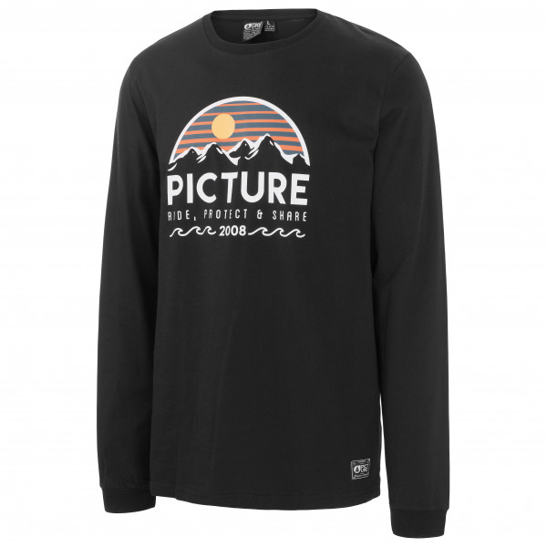 Picture - William L/S Tee - Longsleeve