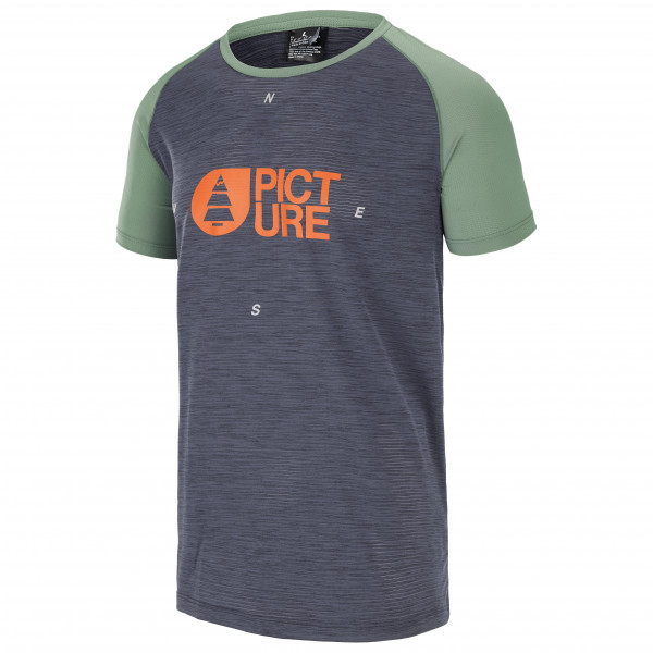 Picture - Yago Tech Tee - Sport-T-shirt