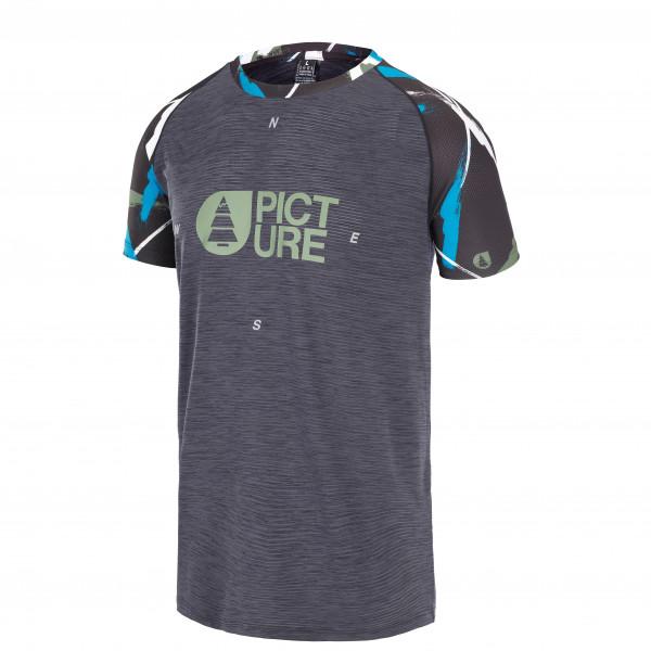 Picture - Yago Tech Tee - Sportshirt
