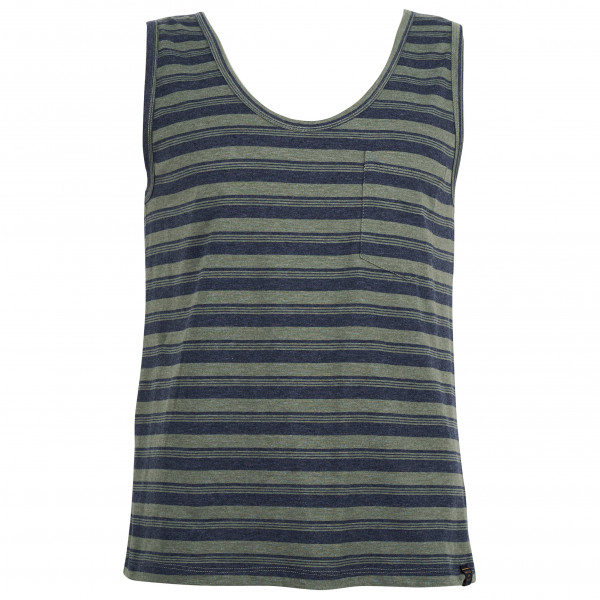 United By Blue - Striped Pocket Tank - Tanktop